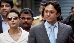 Preity Zinta affairs with Ness wadia